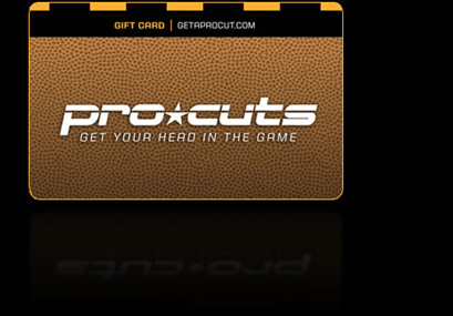 Procuts Sports Gift Card Image